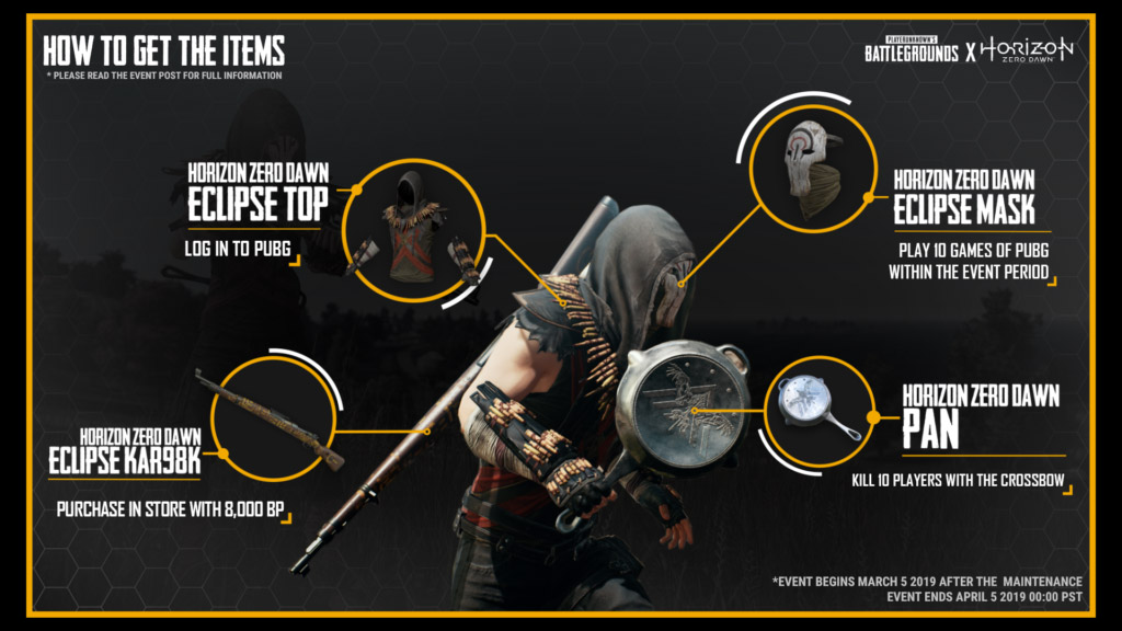 Kako dobiti nove iteme u PUBG na PS4