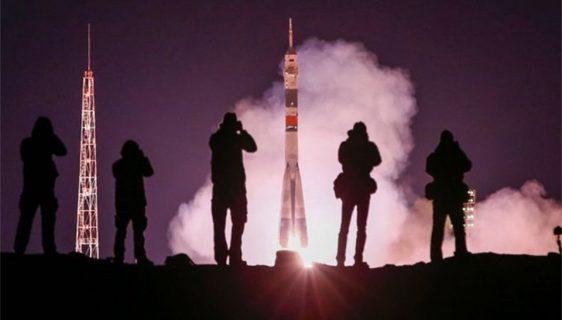 Lansiranje Sojuz MS (Foto: REUTERS)