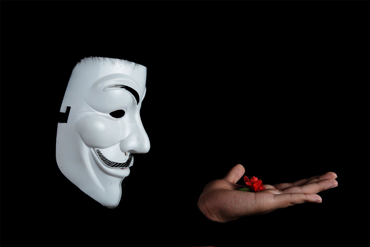 Anonimus, ilustracija