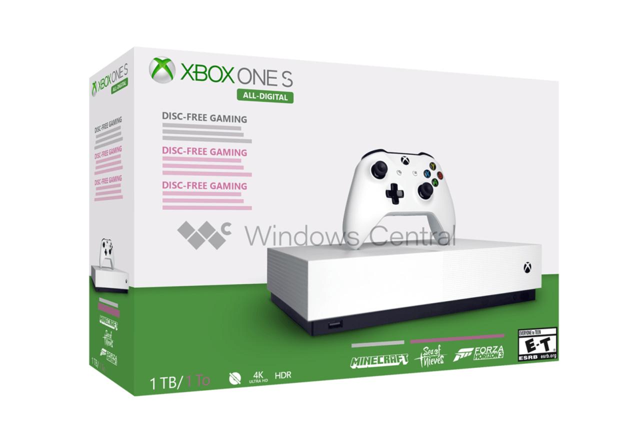 Xbox One bez diska