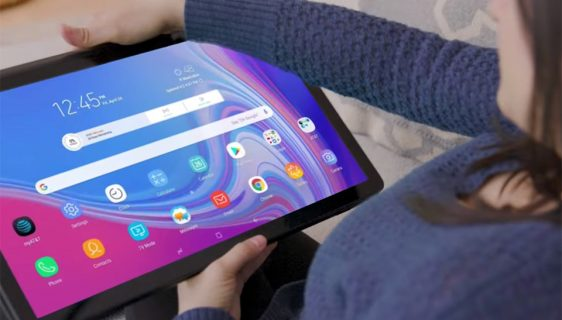 Galaxy View 2 tablet (foto: AT&T)