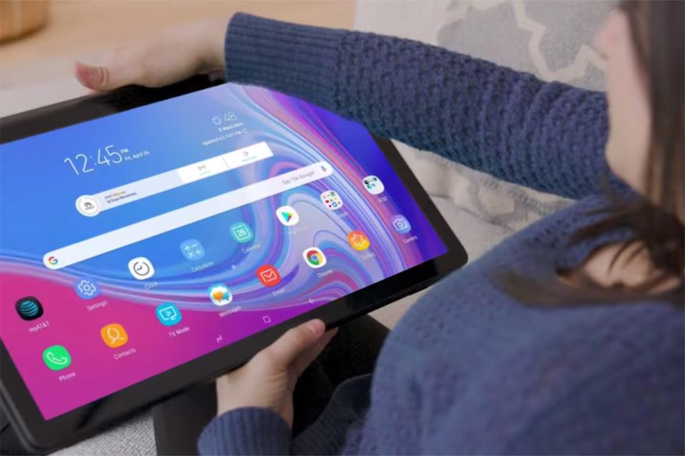 Galaxy View 2 tablet (foto: AT&T)