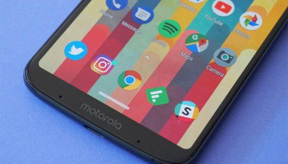 Motorola zaslon (foto: mashable.com)