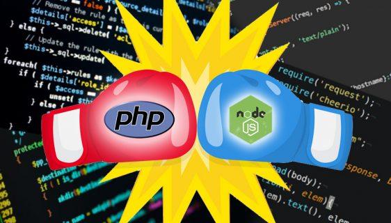 PHP ili Node.js