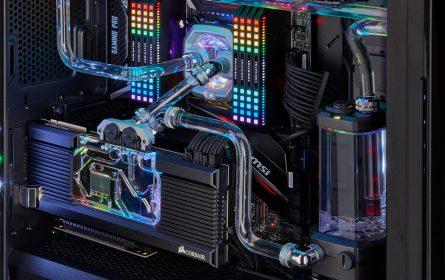"""Corsair na Computexu predstavio modularni sistem vodenog hlađenja """"Hydro X"""""""