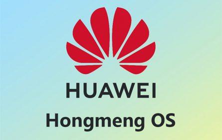 Huawei OS Hongmeng
