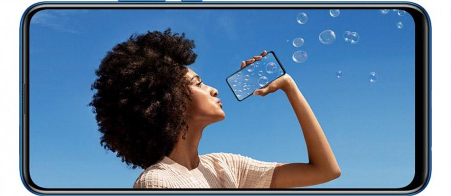 Huawei P smart Z zvanični izgled - puni ekran bez dosadnog notch-a