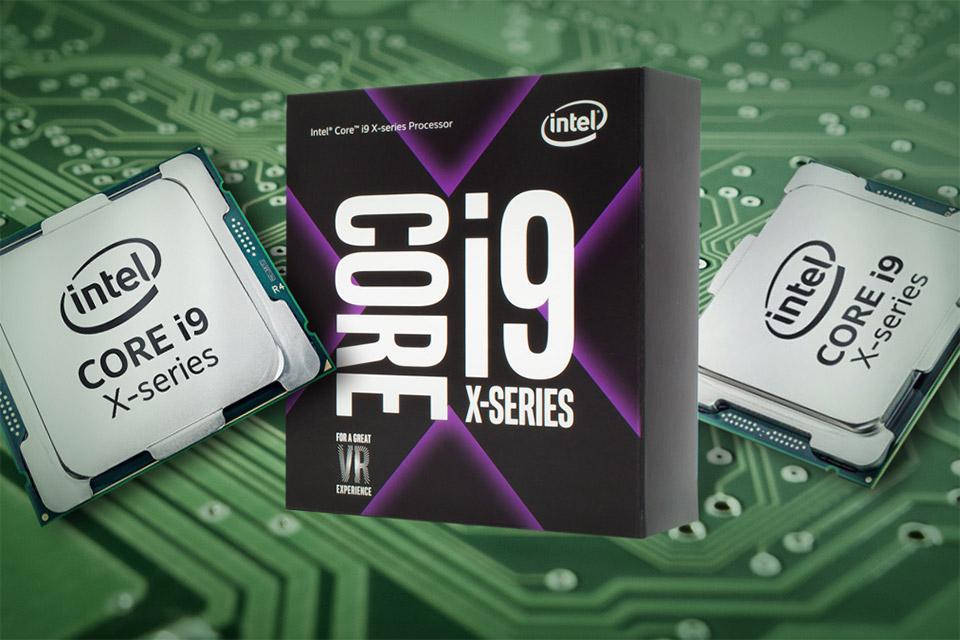 Intelov procesor - i9 - procesori za laptop