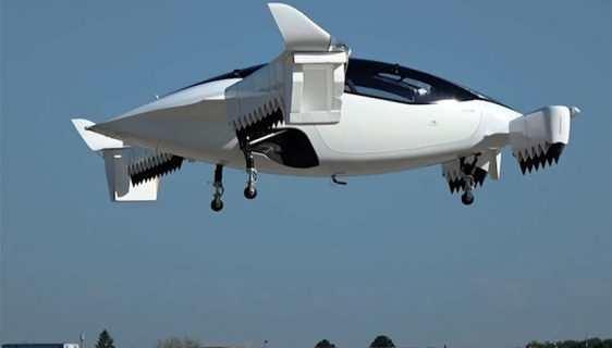 Leteći taksi (Izvor: Lilium)