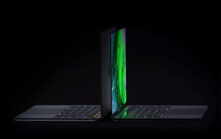MacBook Pro laptop sa OLED ekranom