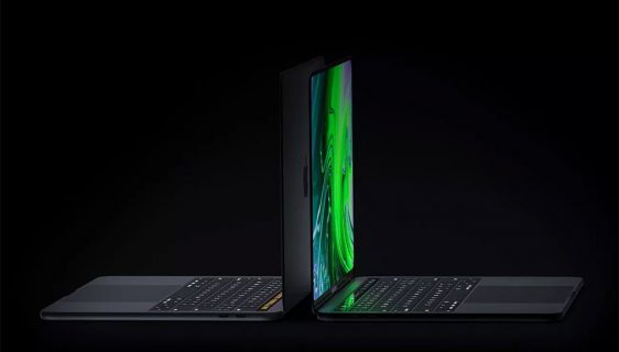 MacBook Pro laptop sa OLED ekranom