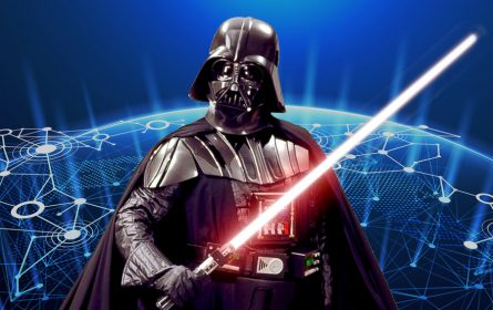 Darth Vader Blockchain
