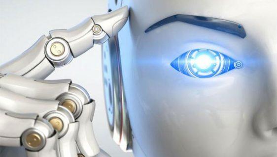 Robot koji misli