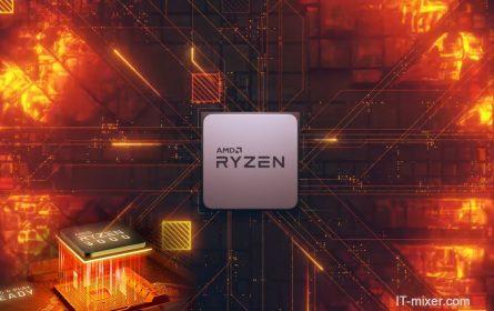 AMD Ryzen 3000 APU