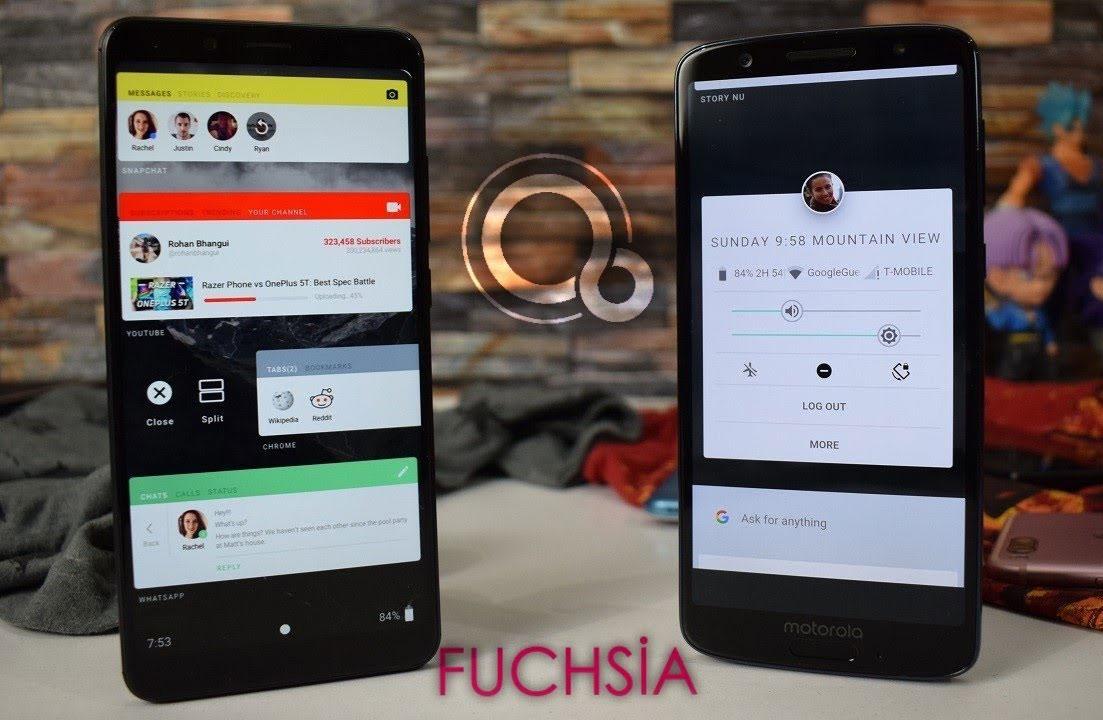 Fuchsia OS kreće krupnim koracima naprijed