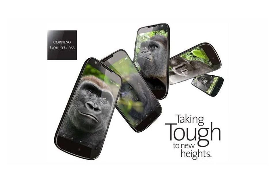 Gorilla Glass tehnologija (foto: Corning)