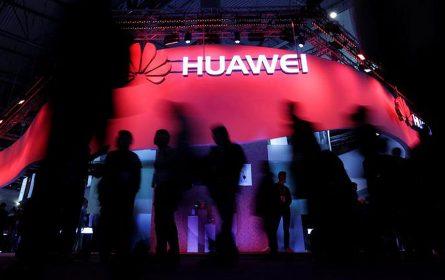 Ljudi ispred Huawei