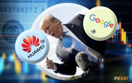Huawei, Google i Tramp - vrteška koja nastavlja da se vrti