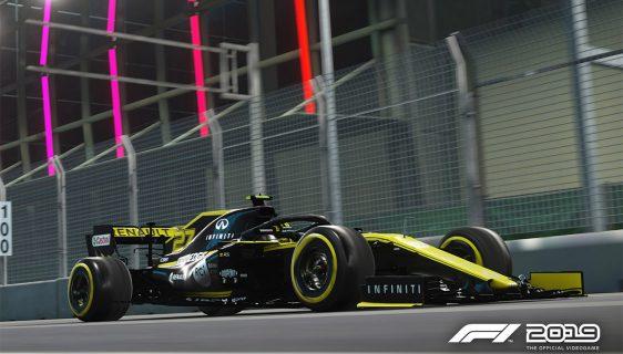 Igra F1 2019