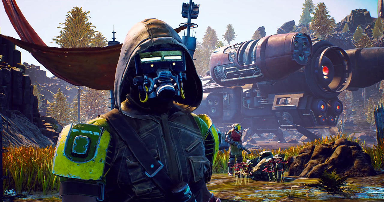 Igra The Outer Worlds