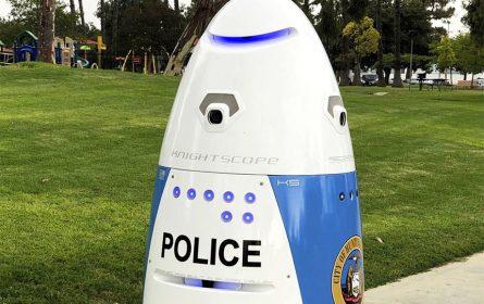 Kalifornijski Robocop - robot policajac