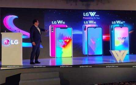 LG W serija