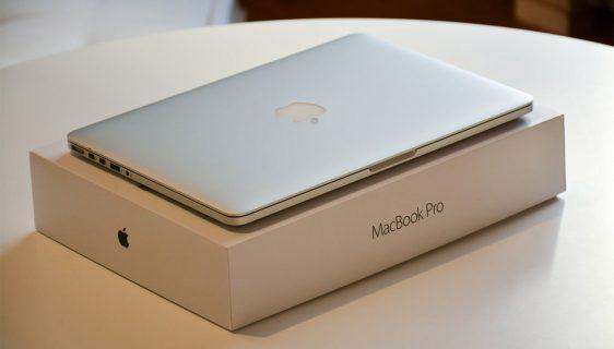 Apple MacBook Pro laptop (pexels)