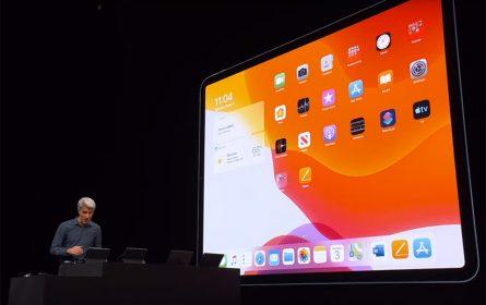 Predstavljen novi operativni sistem za iPad iPadOS 13 (foto: YouTube / Screenshot)