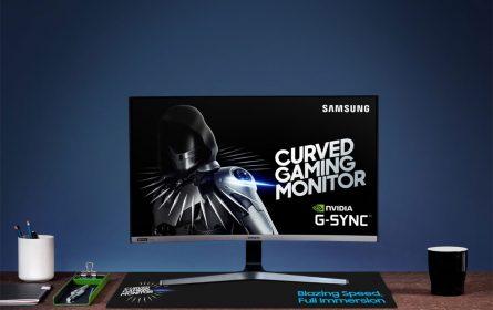 Samsung CRG5 zakrivljeni G-Sync 240Hz gejmerski monitor