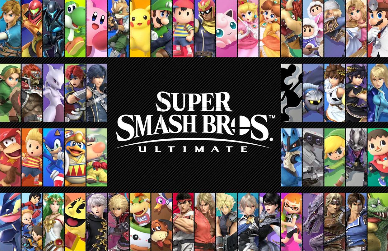 Super Smash Bros. Ultimate dodaje VR režim
