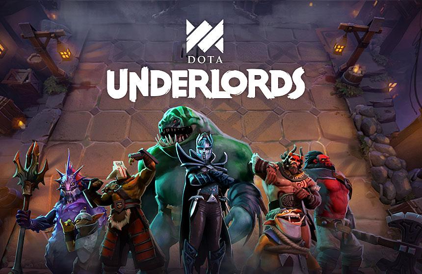 Dota Underlords - otvorena beta verzija uživo