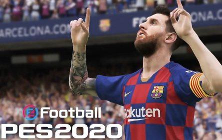 "Pro Evolution Soccer sa novim imenom ""eFootball PES 2020"""