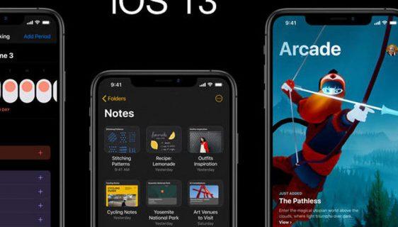 Apple je predstavio iOS 13