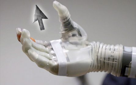 Naučnici stvorili robotsku ruku bez mozga i implantata