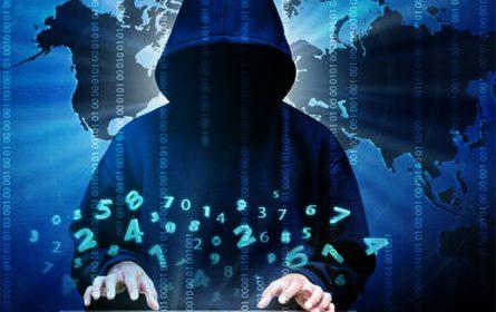 Sajber kriminal - hakeri - ilustracija