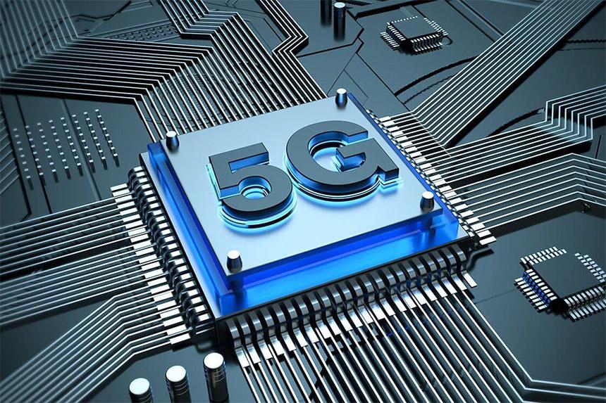 5G modemi ilustracija