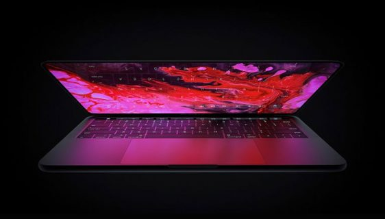 Apple MacBook Pro (foto: Kadarvik / Bēhance)