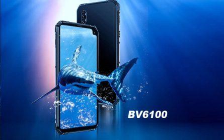 Najveći robusni telefon Blackview BV6100 sa 6,88-incnim ekranom