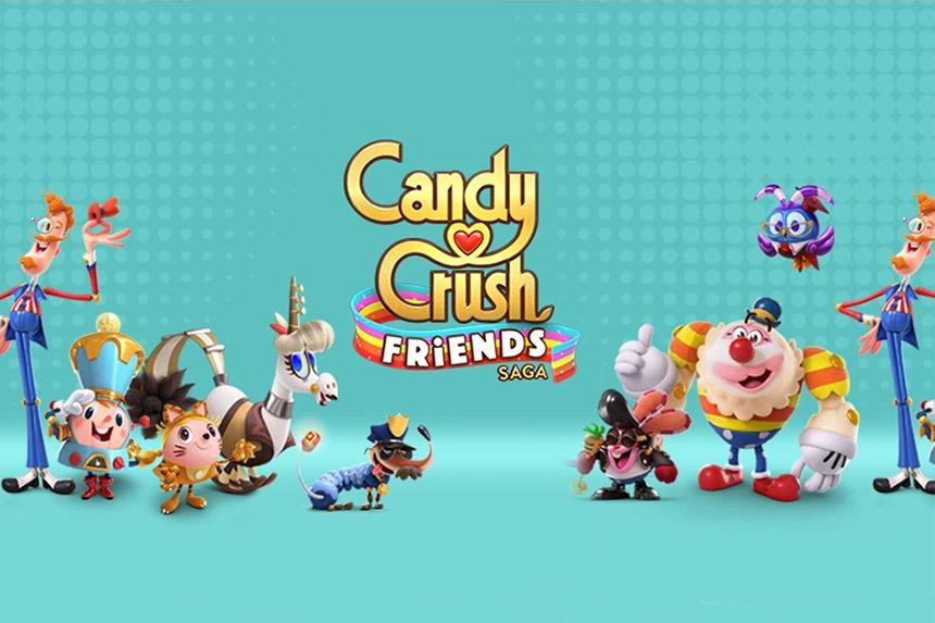 Tri važna trika za igrače Candy Crush Friends Sage
