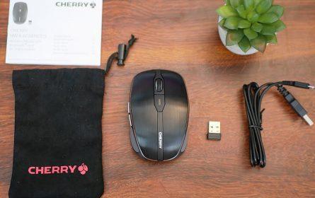 Cherry MW 8 Advanced-odličan mali bežični miš sa jednim nedostatkom