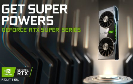 GeForce RTX SUPER serija grafičkih kartica