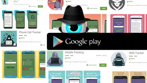 Google je uklonio 7 Stalkerware Apps-a iz Google play-a koji tajno špijuniraju druge korisnike