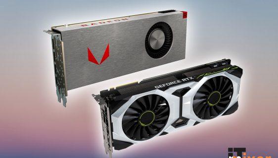 Grafičke kartice AMD Vega Nvidia GeForce RTX