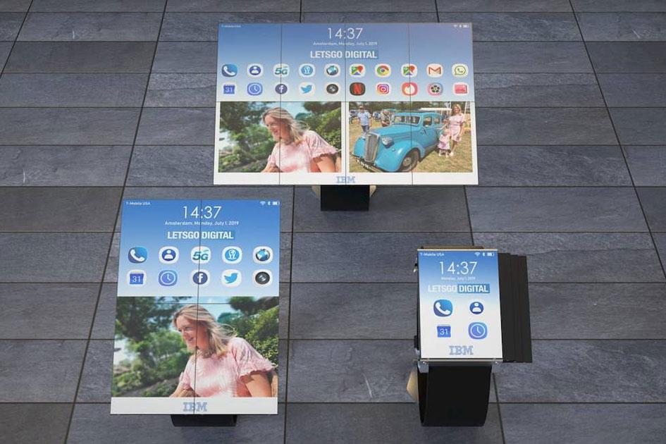 """""""IBM transformers"""" - sat koji postaje telefon ili tablet"""