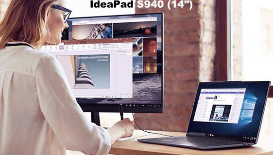 Lenovo IdeaPad S940 – laptop koji želite da ponesete svuda