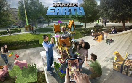 Igra Minecraft Earth