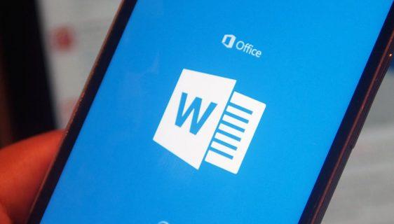 Microsoft Word za Android OS instalisan milijardu puta