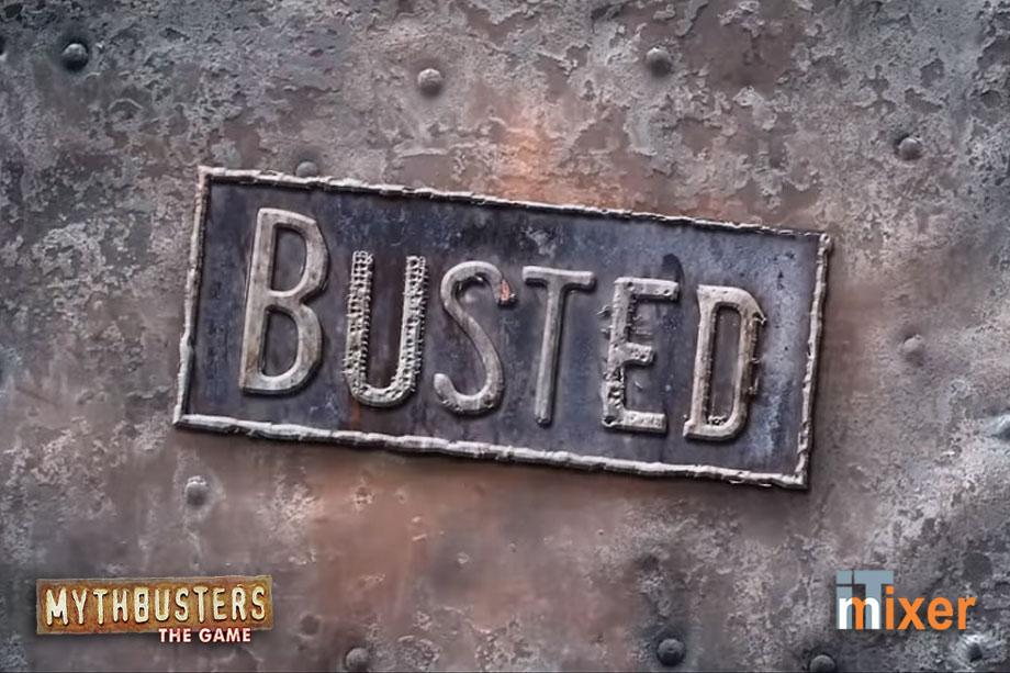 MythBusters: The Game - simulacija ludih eksperimenata