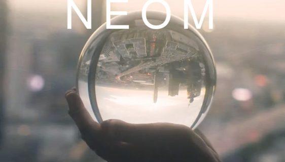 Grad budućnosti sa lažnim Mjesecem, vještačkom kišom, letećim taksije i velikim Bratom