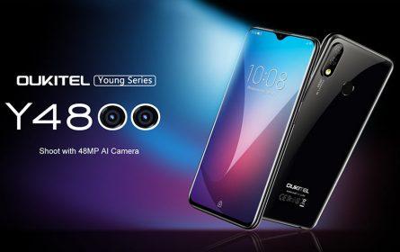 Oukitel Y4800 - moćan pametni telefon za samo 200 $